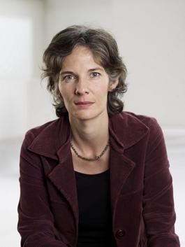Eva Gerber, Leiterin Stadtentwicklung